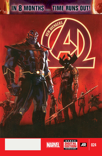 """New_Avengers_24_Cover • <a style=""""font-size:0.8em;"""" href=""""http://www.flickr.com/photos/118682276@N08/14883185598/"""" target=""""_blank"""">View on Flickr</a>"""