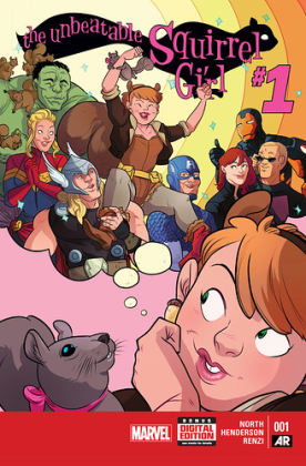 "The_Unbeatable_Squirrel_Girl_1_Cover • <a style=""font-size:0.8em;"" href=""http://www.flickr.com/photos/118682276@N08/15755912118/"" target=""_blank"">View on Flickr</a>"